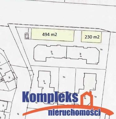 Działka na sprzedaż <span>Szczecin, Os. Majowe</span>