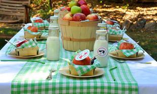 Garden party – porady i pomysły na aranżację stołu