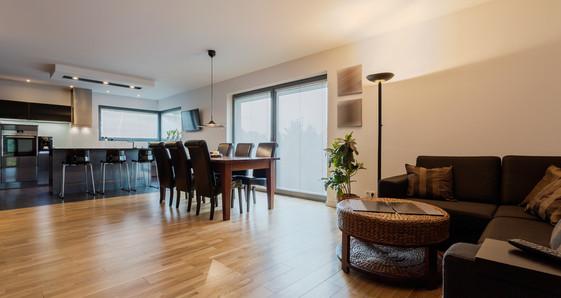 Wybór podłogi do domu i mieszkania