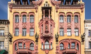 Kamienice w Łodzi: monumentalne piękno i bogactwo detali