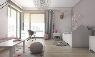 Pokój dziecięcy: od niemowlaka do nastolatka