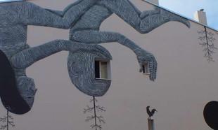 Wynieść sztukę na ulicę – barwna historia murali