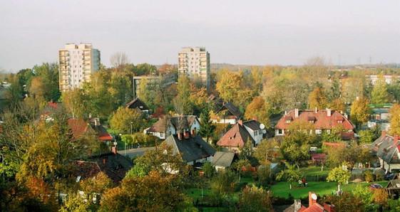 12 polskich osiedli z niezwykłą historią