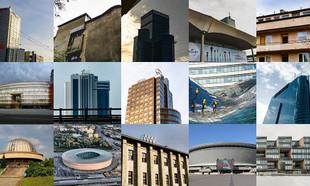 100 wyjątkowych polskich budynków na 100 lat niepodległości