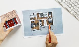Zasady zagospodarowania powierzchni mieszkania – normy i przepisy.