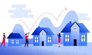 Indeks Cen Mieszkań wciąż rośnie