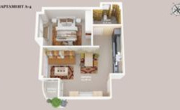 Morizon WP ogłoszenia | Mieszkanie na sprzedaż, 57 m² | 1127
