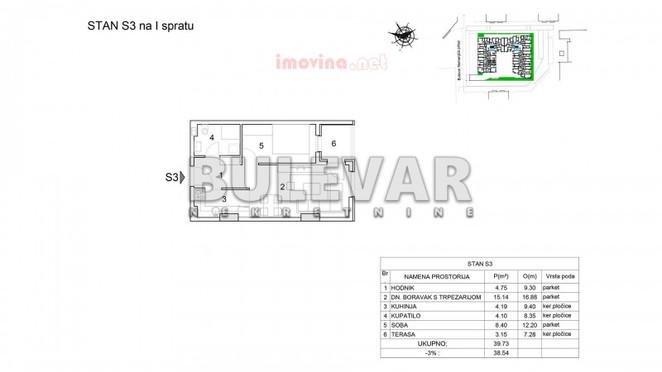 Morizon WP ogłoszenia | Mieszkanie na sprzedaż, 38 m² | 9124