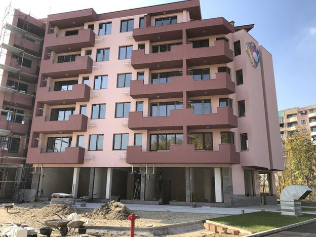 Kawalerka na sprzedaż, Bułgaria Пловдив/plovdiv, 44 m² | Morizon.pl | 4119