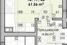 Mieszkanie na sprzedaż, Bułgaria Пловдив/plovdiv, 74 m²